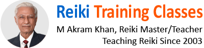 Reiki Training Classes: Reiki Master M Akram Khan, Lahore